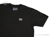 ワーキングクラスゼロ フーディー - エコーチャンバーTシャツ #ブラック Sサイズ