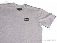 ワーキングクラスゼロ フーディー - エコーチャンバーTシャツ #アスレチックヘザー Sサイズ