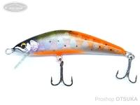 ぷらぐ屋工房 タイプII - 6S #蛍光オレンジ 60mm  4.5g シンキング