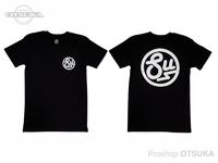 スイムベイトアンダーグラウンド Tシャツ - SU サークルロゴ #ブラック Lサイズ