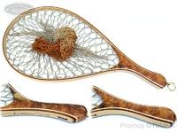 ティークラフト エクストリーム - 3012TDR-ReC #花梨瘤橙白 縦内径30cm 20cm