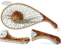 ティークラフト エクストリーム - 3011TDR-C #花梨瘤橙白 縦内径30cm 20cm