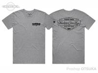 ワーキングクラスゼロ Tシャツ - トラディション #アスレチックヘザー XLサイズ