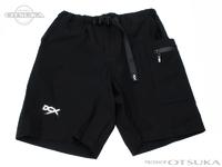 ニューカレントワークス ショーツ - DCX/DC #ブラック XLサイズ