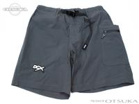 ニューカレントワークス ショーツ - DCX/DC #グレー XLサイズ