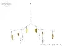 琵琶湖アマゾンスタイル スルースリップ -  プラス  #ゴールド ウィロータイプ