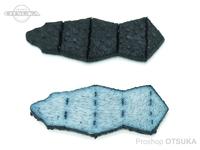 ウィーズスピリッツ ブタルアー - ツチノコ #ブラック/ナチュラル 約75mm エコタックル認定