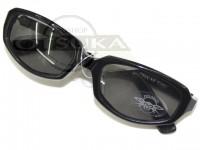 ブラックフライ ナイロンフレームス - アーバンフライ レンズカラー スモーク フレームカラー ブラック