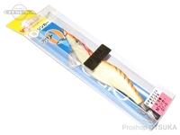 ヨーズリ アオリーQ - ロデオクラフトコラボ ミディアムシンカー GT-9 3.5号 金テープ ツネミ特注