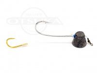石丸産業 オリジナル1つテンヤ - 3号  親針18号 孫針5号