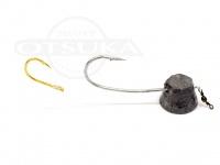 石丸産業 オリジナル1つテンヤ - 4号  親針18号 孫針5号