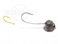 石丸産業 オリジナル1つテンヤ - 5号  親針19号 孫針5号