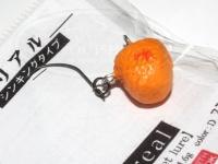 どっこい製作所 ペレットルアーリアル - S #D22 カラシオレンジ 13mm 1.6g シンキング