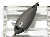 リプライ プラスチックプラグシリーズ - ポケッツ110 #ネズミ 37mm 2.3g