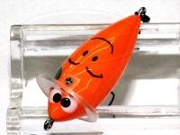 リプライ プラスチックプラグシリーズ - ポケッツ110 #オレンジ味 37mm 2.3g