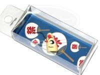 リプライ プラスチックプラグシリーズ - プラ・ボム2 #お化け屋敷 20mm 1.1g フローティング