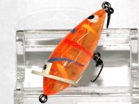 リプライ プラスチックプラグシリーズ - ポケッツ110 #オレンジヨーヨー 37mm 2.5g