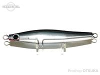 サプライズ スギペン - シンキングバージョン2(白目) #カタクチクリア 130mm 約40.0g シンキング