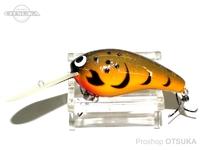 スキルフル スコブルシリーズ - スコブルジェット #黄ザリ 5.5cm 約10g フローティング