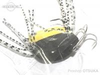 K-ROガイドサービス トップウォーター - サンダルン  #イエロー/ブラック(ラバーの色はランダムです) ツートンカラー