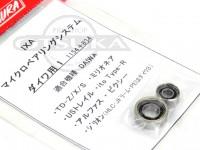 サワムラ ボールベアリング - IXA マイクロベアリングシステム ダイワ用 - 1154+834