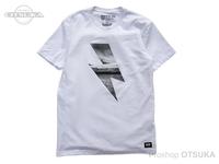 バスブリゲード Tシャツ ボルトフォト #ホワイト Mサイス゛ USAサイス゛