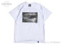 バスブリゲード Tシャツ - BRJD  #2 #ホワイト/モノクローム Sサイズ