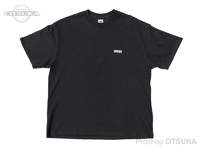 バスブリゲード Tシャツ - BBワードマーク #2 #ブラック Mサイズ