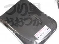 キャプテンAクラフト 仕掛け屋本舗 - ネオプレーンリール袋 両軸・電動用 ブラック LL CX-15〜30対応