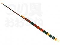 将影 竿掛 - 1本半物 緑段巻 竿掛1本半90cm追継42.5cm