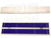 高商 嵐山 薄型浮き箱 - 50cm #白桐 5列50cm
