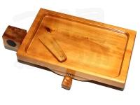 技山 お膳 - - 樅の木 横型