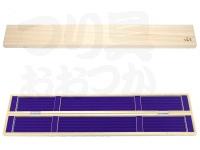 高商 嵐山 薄型浮き箱 - 55cm #白桐 5列55cm