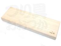 高商 嵐山 薄型浮き箱 - 30cm #白桐 8列30cm