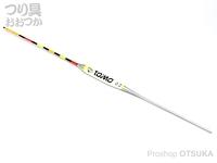 TOMO(トモ) A-2 - 浅ダナ シルバーイエロー # B3.5cm足5cmトップ5.5cm