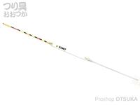 TOMO(トモ) A-2 - 浅ダナ シルバーイエロー # B7.0cm足7.0cmトップ9.7cm