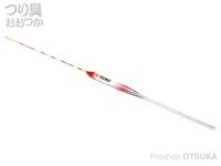TOMO(トモ) A-3 - 浅ダナ レッドシルバー # B5.5cm足6.8cmトップ10.0cm