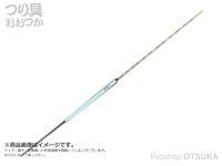 TOMO(トモ) C-3 - チョーチン ブラックライン # 10ボディー10cm足7.5cmトップ22.5cm