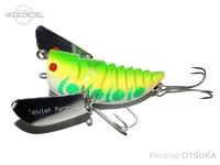 クワイエットファンク デカダンス -  トーイ #GWK  ケイムラ 魚矢限定カラー 5/8oz