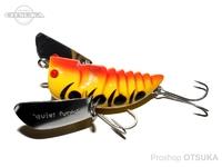 クワイエットファンク デカダンス -  トーイ #YRK ケイムラ 魚矢限定カラー 5/8oz