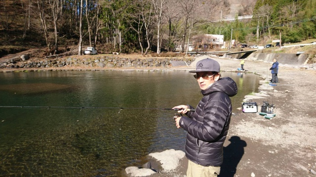 プロショップオオツカ・トラウト部門 ネット通信販売 ブログ写真 2019/12/14