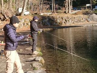 プロショップオオツカ・トラウト部門 ネット通信販売 ブログ写真 2019/12/13